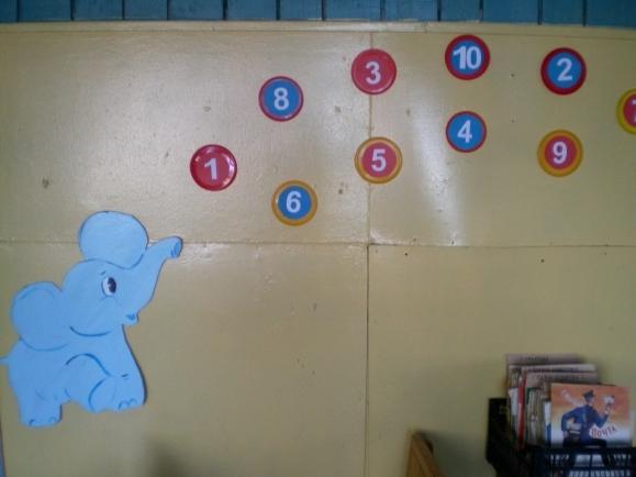 Украшения детской веранды в детском саду своими руками